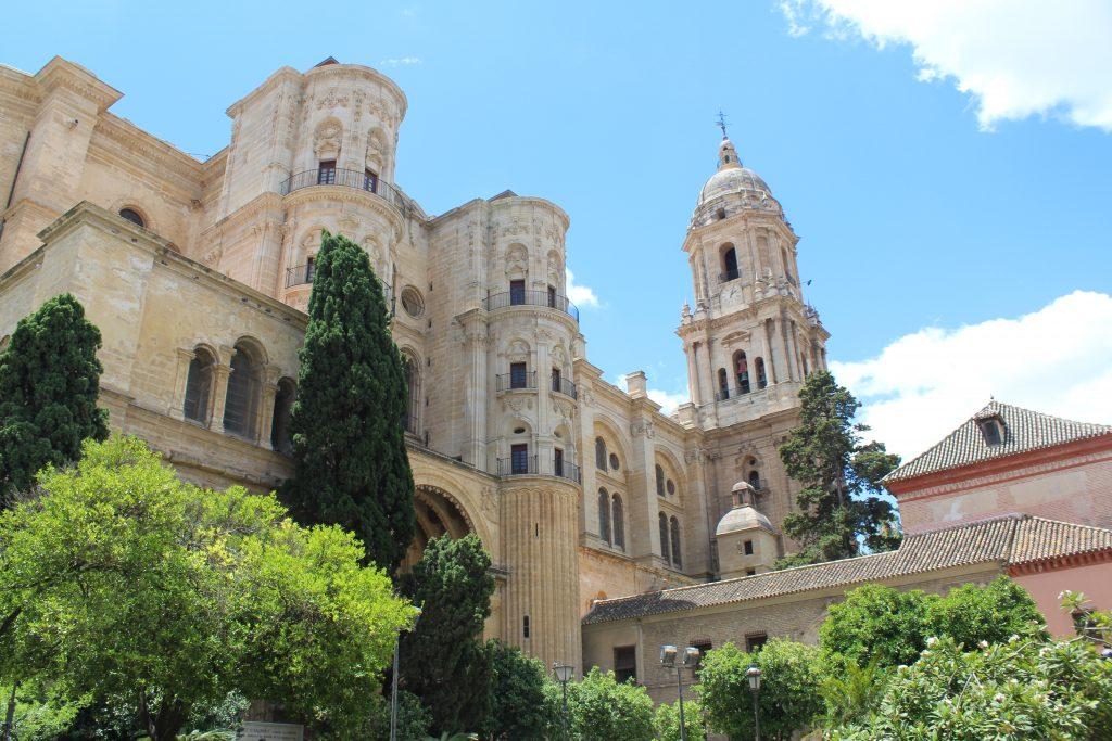 Malaga Cathedral – Luke Haynes