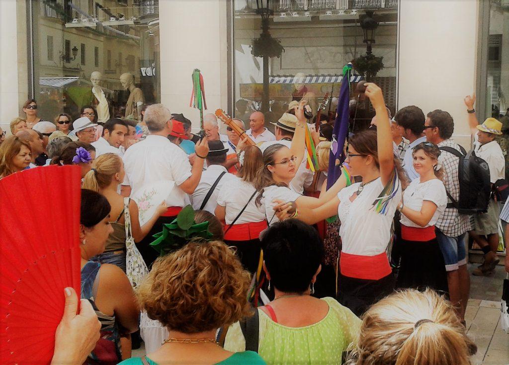 FIESTA PARTY FLAMENCO DANCING TRADITIONAL