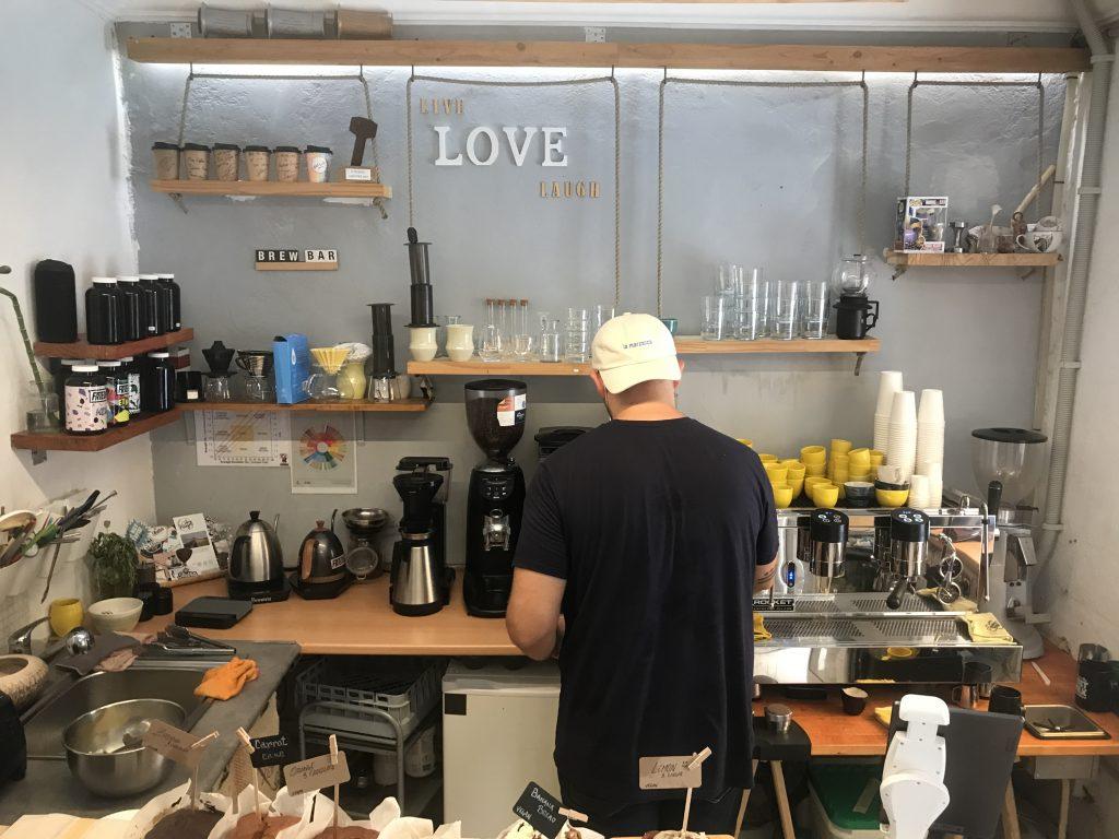 mia coffee house malaga