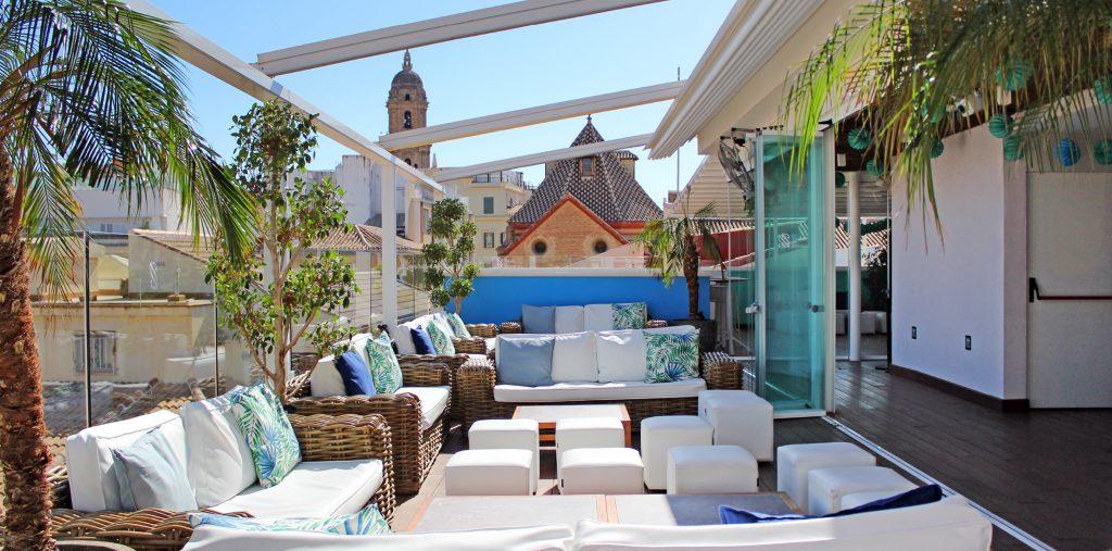 La terraza de san juan view of terrace