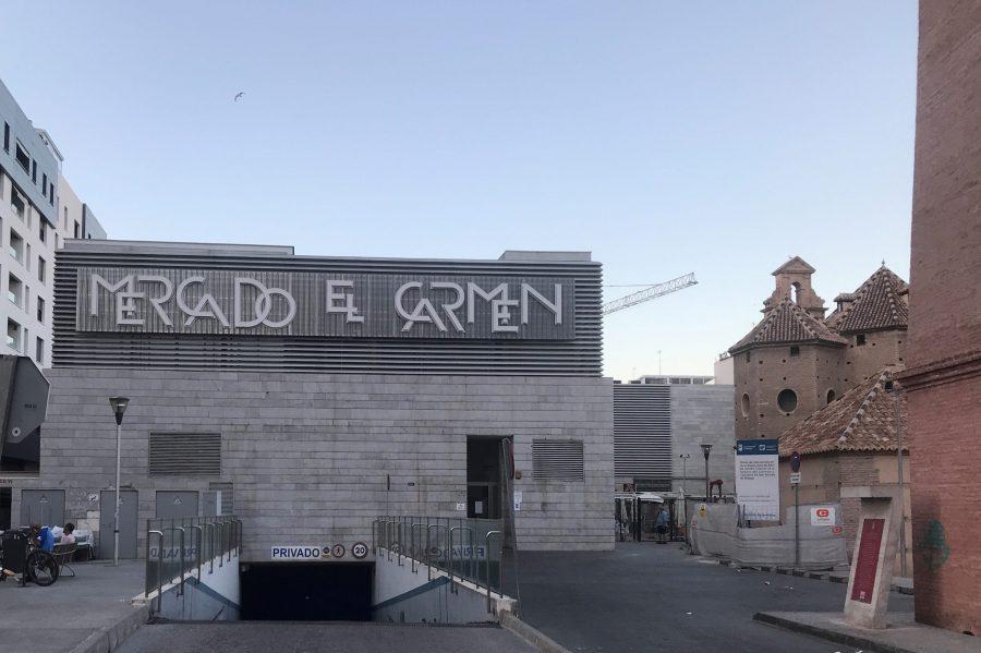 Mercado El Carmen Malaga