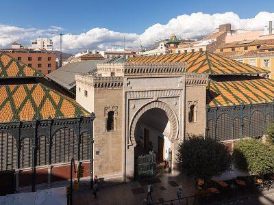 Mercado Atarazanas Rafa Esteve