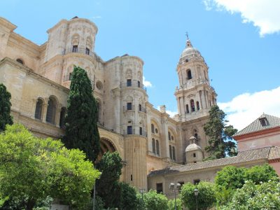 Malaga Cathedral - Luke Haynes