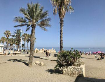 la malagueta beach